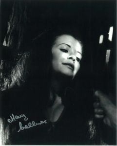 Mary Collinson hand signed autograph #2